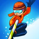 滑雪激斗赛